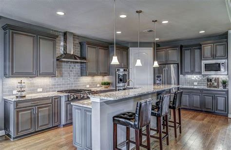 backsplash ideas for gray cabinets 30 gray and white kitchen ideas kitchen designs