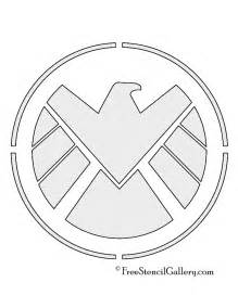 Logo Stencil Shield Logo Stencil Free Stencil Gallery