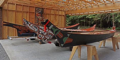 canoes northwest see real northwest coast canoes in various regional styles
