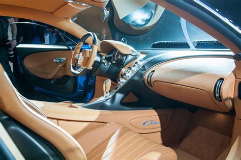 bugatti chiron interior 2017 bugatti chiron first look review resetting the