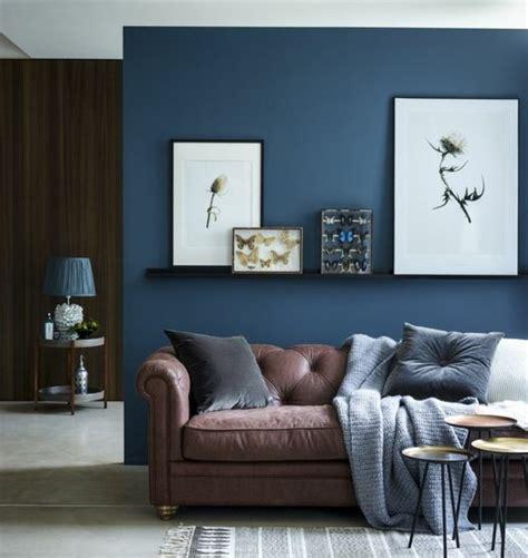 Quelle Couleur Mur Salon by Couleur Peinture Salon Conseils Et 90 Photos Pour Vous