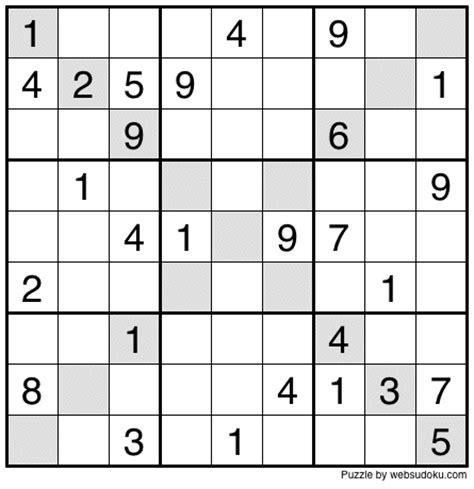 printable sudoku evil web sudoku printable daily sudoku variation