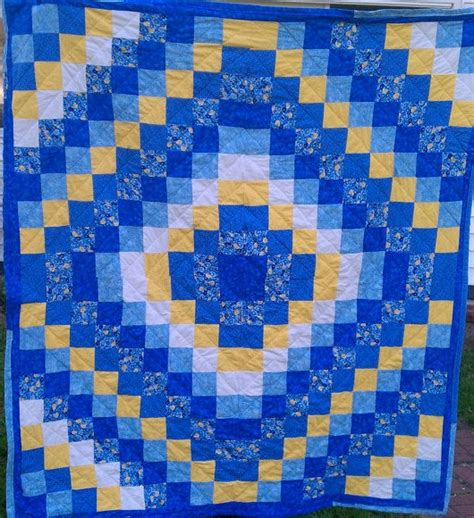 quilt pattern queen size items similar to amish quilt pattern around the world