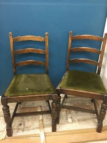Preloved Dining Chairs Preloved To Reloved Upholstered Dining Chairs Lovestruck Interiors