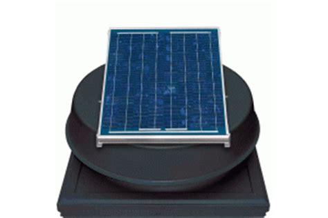 natural light solar attic fan 36 watt solar powered attic fan 12 watt black curb mounted