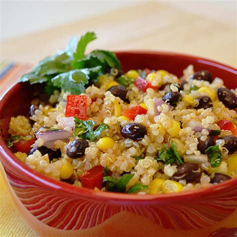 quinoa salad recipes mexican quinoa salad recipe land o lakes