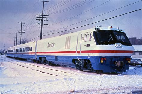 railroad pictures lrc in the snow 1980s amtrak history of america s railroad