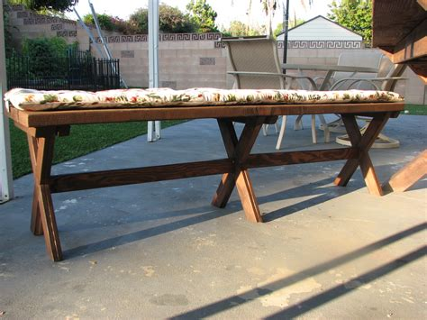 ana white picnic table bench pb benches and x table ana white woodworking projects
