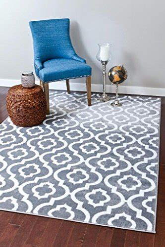 How Big Is A 4 By 6 Rug by Moroccan Trellis And Quatrefoil Area Rugs The Flooring