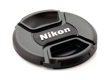 Front Cap Nikon Kit 18 55mm 52mm nikon 52mm snap on lens cap 4746 163 3 77