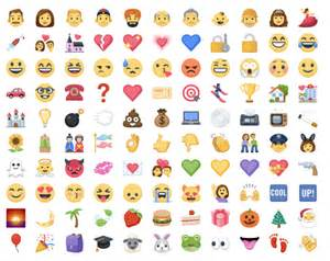 Here s a sample of these new facebook emojis