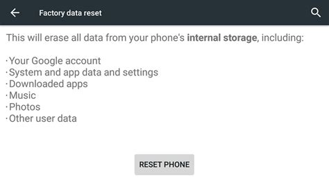 gmail reset token android factory reset fails to wipe all user data eteknix