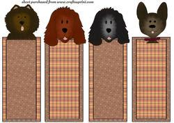 printable dog bookmarks 5 best images of dachshund bookmarks printable dachshund