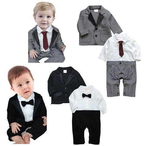 dressy baby boy clothes baby boy winter wedding christening dressy tuxedo