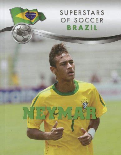 neymar biography amazon neymar superstars of soccer brazil
