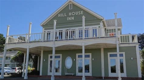 Hotel Front Picture Of Hill House Inn Mendocino Tripadvisor