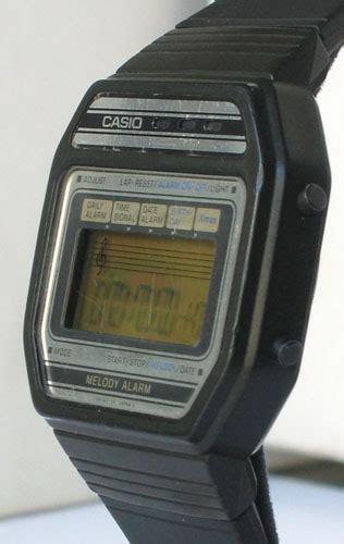 Casio Vintage Melody vintage casio melody alarm 82m22 bangkokjunkman