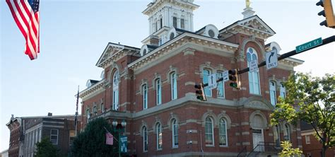Athens County Common Pleas Court Records Named In Bill Of Particulars One Of Few Not