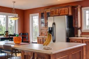 Ideas For Kitchen Colours To Paint Perfect Kitchen Paint Ideas With Cherry Cabinets