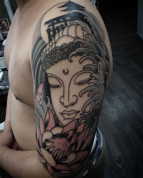 elephant buddha tattoo 130 best buddha designs meanings spiritual