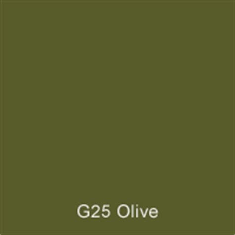 g25 olive australian standard custom spray paint