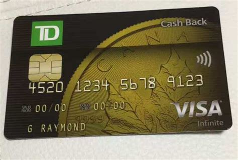 Td Visa Gift Card Canada - td credit card rebate rewards infocard co