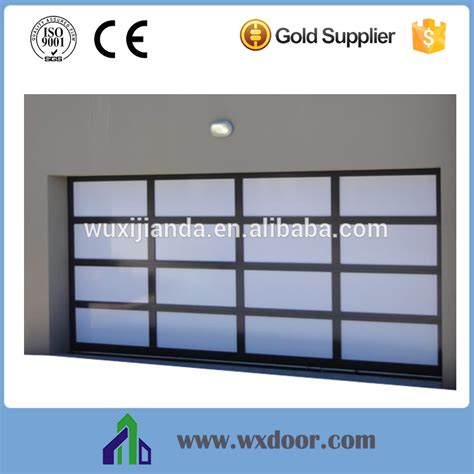 Glass Garage Doors For Sale Modern Aluminum Glass Garage Doors For Sale Aluminum Frame Glass Door Buy Aluminum Glass