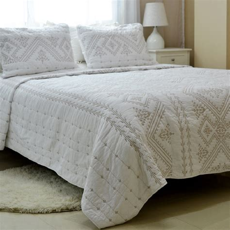 White Quilted Pillow Shams by Compare Prices On White Quilted Pillow Shams Shopping Buy Low Price White Quilted Pillow