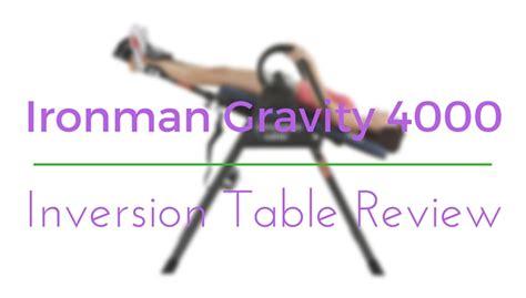 ironman 4000 inversion table manual ironman 4000 inversion table manual 100 images