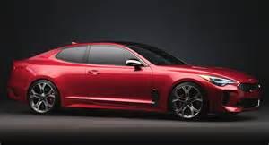 Coupe Kia Would The Kia Stinger Work As A Coupe