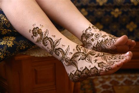 henna design tattoos on feet temporary henna tattoos tattoos on foot for women tattoo
