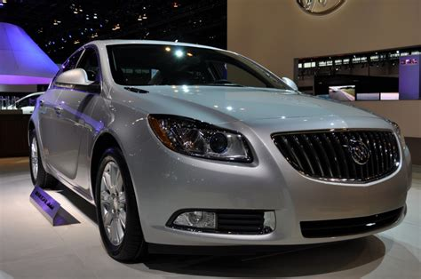 2012 buick regal eassist chicago 2011 gm authority