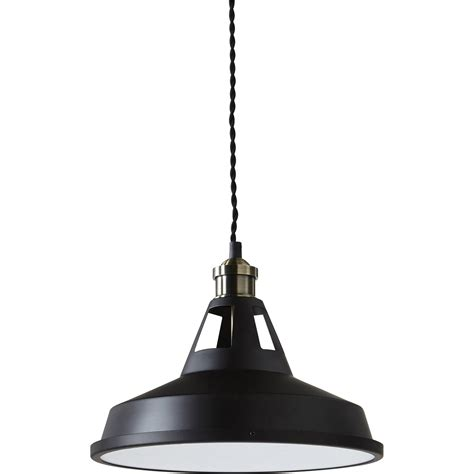 suspension cuisine leroy merlin suspension led design mineko m 233 tal noir 1 x 14 w inspire