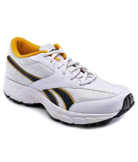 reebok white sport shoes price in india buy reebok white