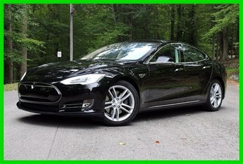 2013 Tesla S Price 5yjsa1ac0dfp10379 2013 Tesla Model S Sedan