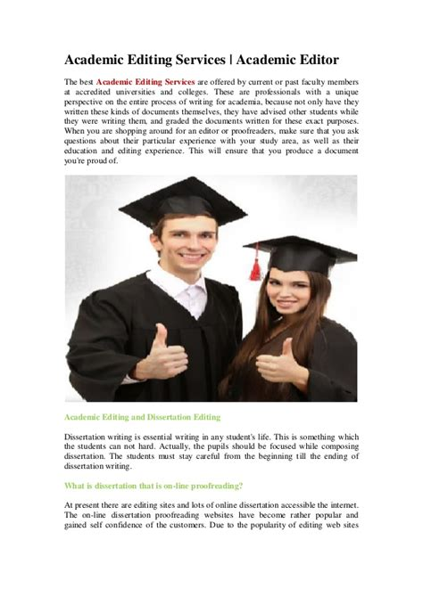 Popular Thesis Editor Service Usa by Popular Dissertation Editor Service For Masters
