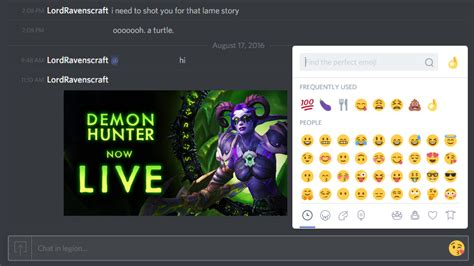 discord chat formatting discord is the voice chat app i ve always wanted
