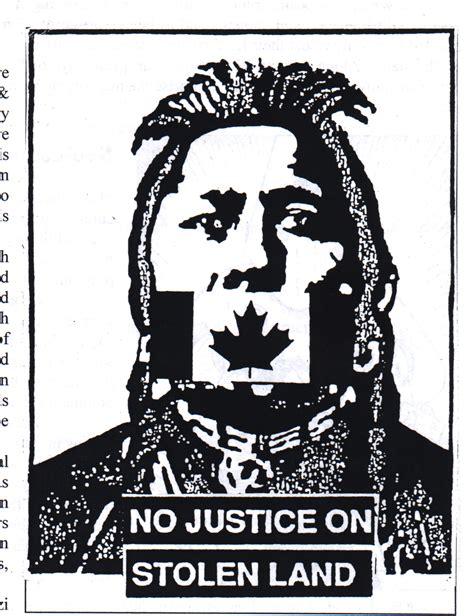 Kaos Cowok Present Vs Future no justice on stolen land t shirt autonomous resistance