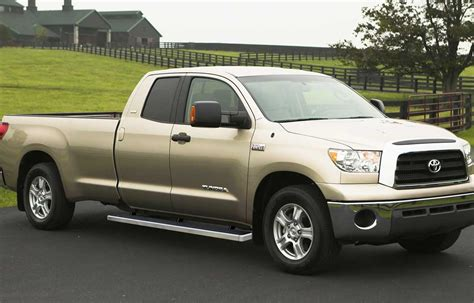 toyota line of top of the line toyota tundra autos post