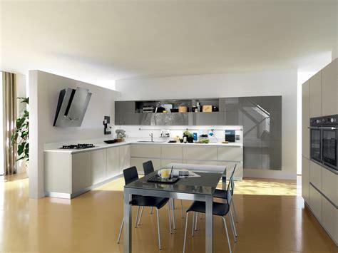 Cucina Liberamente - fitted kitchen liberamente scavolini line by scavolini