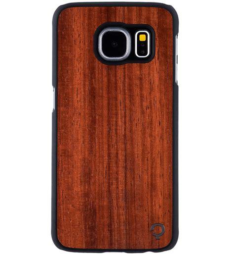 Wooden For Samsung S7 6 wooden samsung galaxy s6 premium padouk plantwear
