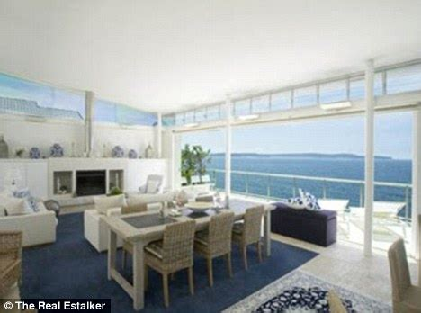George Michael To Head Down Under After Splashing Out 163 3 Kitchen Dining Room And Living Room All Open