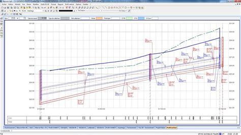 section off dessin des r 233 seaux 233 gout pluvial sanitaire aqueduc