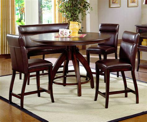 Banquette Dining Set built in banquette dining sets feel the home