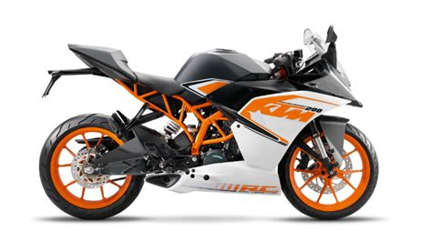 Ktm Bikes Official Website Launched New Ktm Rc200 And Rc390 Bike News Topgear