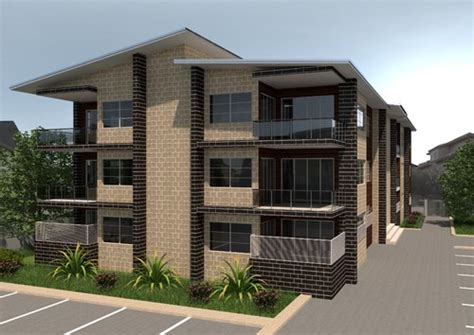 Home Plans With Apartments Attached by Help With 3 Storey Building Exterior Design