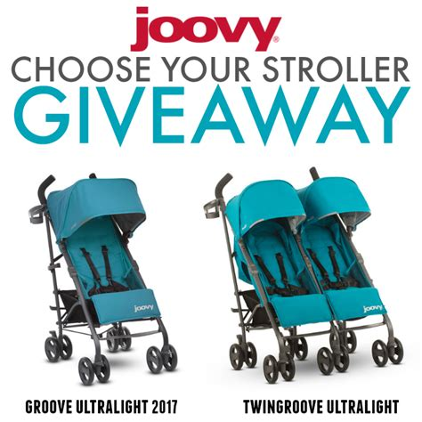 Stroller Giveaway - joovy choose your ultralight stroller giveaway event more crunchy beach mama