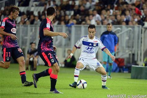 Calendrier 8eme Journee Ligue 1 Photos Ol Mathieu Valbuena 26 09 2015 Bordeaux