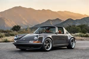 Singer Porsche California The Porsche 911 Targa By Singer Design Hypebeast