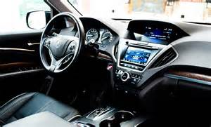 Acura Mdx Interior 2017 Acura Mdx Review More Than 800 000 Served